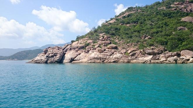 Đến 'hoang đảo Robinson' ở Cam Ranh ngày cuối tuần